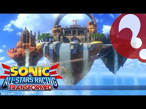Sonic All Stars Racing Transformed - Gameplay