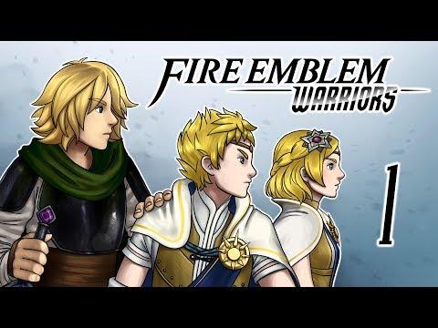 Let's Play Fire Emblem Warriors [German][Blind][#1] - Königreich Aytolis wird angegriffen!