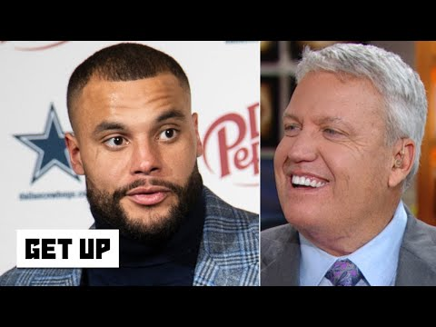 Rex Ryan: Dak Prescott owned his bad game, unlike 'overrated as hell' Baker Mayfield does | Get Up