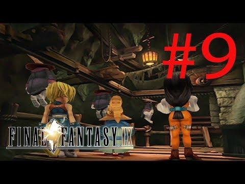 Guia Final Fantasy IX (PS4) - 9 - El horrible secreto de Dali