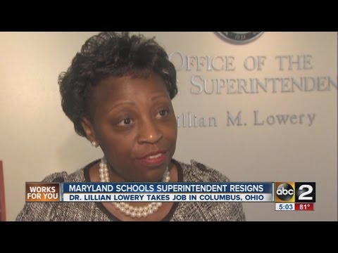 State Superintendent of Education steps down