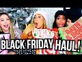 BLACK FRIDAY HAUL 2017! | Mylifeaseva