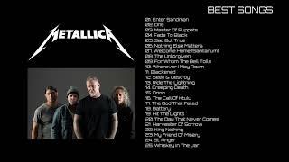 Metallica - Best Songs   25 Playlist
