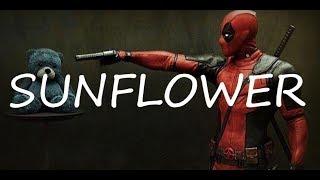 Deadpool - Sunflower (Swae Lee & Post Malone)