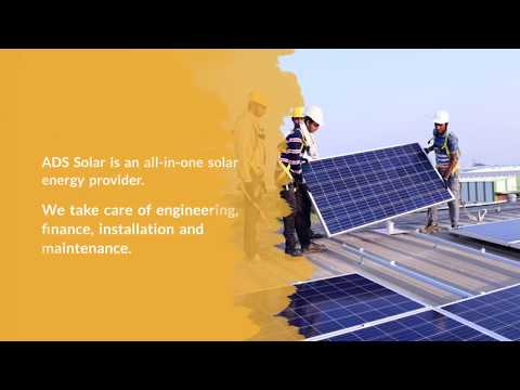 ADS Solar is a solar power and solutions company specializing in Commercial solar, Residential Solar