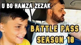 Erdh Bruna ulqinit DHE preencher PE Don Battle Pass X ne Fortnite-vlog