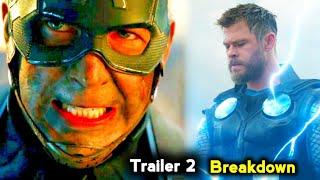 Avengers END GAME Trailer 2 Breakdown in Tamil