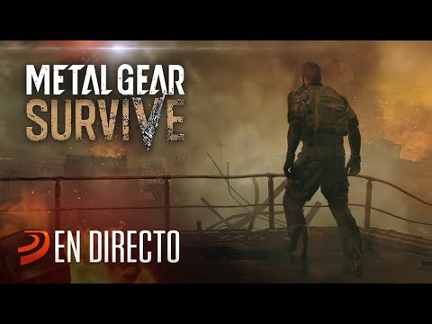 3DJuegos en Directo: Metal Gear Survive