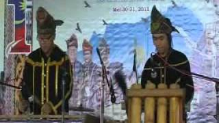 Tenghilan Bamboo Sound Live at KDCA 2011