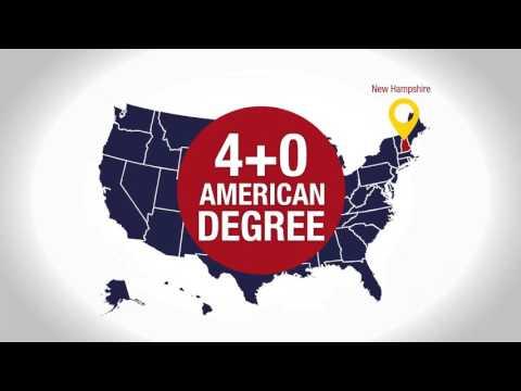 4+0 Southern New Hampshire University Degree Programs