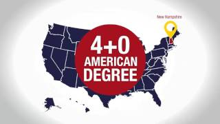 4+0 Southern New Hampshire University Degree Programs