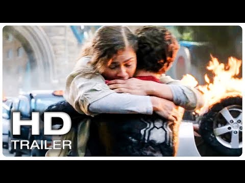 SPIDER MAN FAR FROM HOME Trailer #3 Stark Made You An Avenger (NEW 2019) Superhero Movie HD