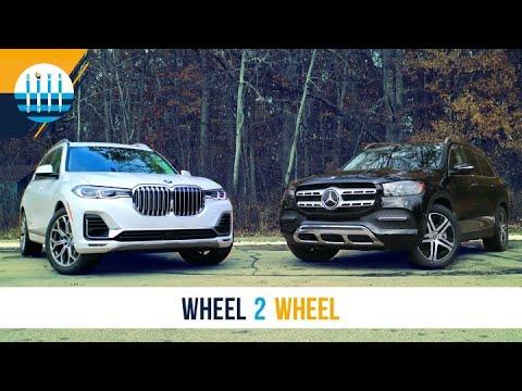 WHEEL 2 WHEEL | BMW X7 Vs Mercedes GLS - New Money Vs Old Money