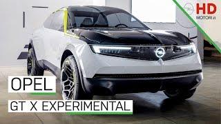 Opel GT X Experimental: il concept SUV elettrico anticipa design e tecnologia thumbnail