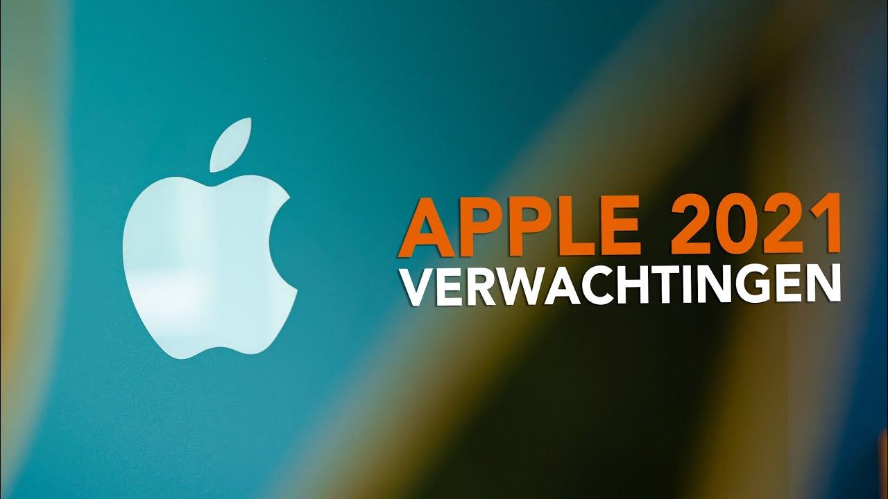 Deze 6 Apple-producten verschijnen (waarschijnlijk) nog in 2021