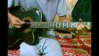 BEKARAR- paathsala guitar chords by shubham