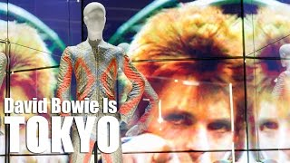 David Bowie Is Exhibition in Japan