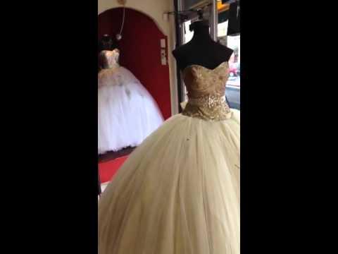 41a3075ce Los vestidos de xv 15 más bonitos de hermosillo sonora L u - YouTube
