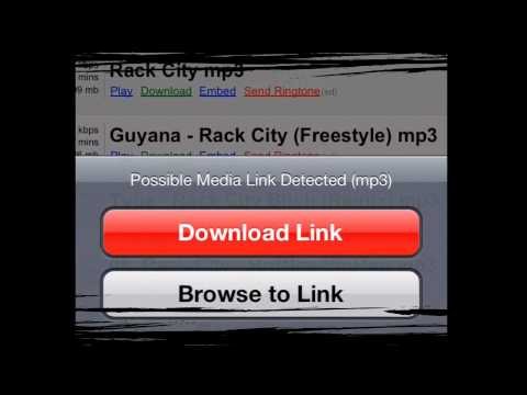 How To Use mp3skull.com on an iPod