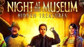Ночь в музее Night at the Museum