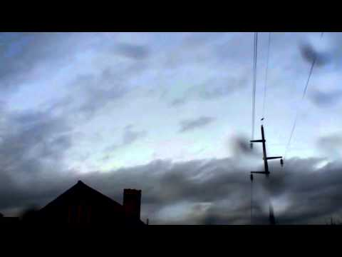PRISHTINA IN RAIN  - HYPERLAPSE