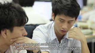 「東京で働こう。」インタビュー動画04
