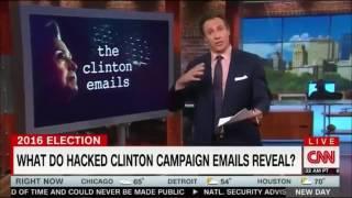 """CNN Lies """"It is illegal to read Wikileaks"""" WTF??"""