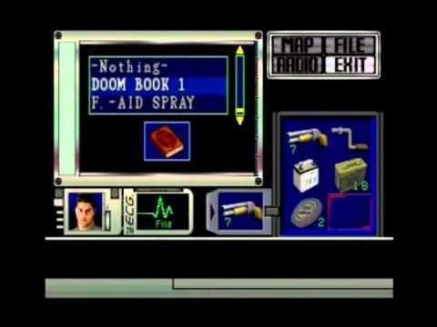 Resident Evil (Sega Saturn Port) - Chris redfield full game
