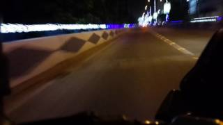 ajc flyover 11th march top speed check