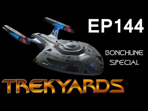 Trekyards EP144 - Designing the Rhode Island with Rob Bonchune