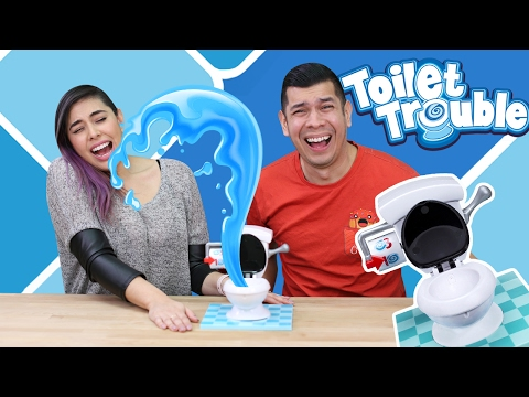 MAJOR TOILET TROUBLE - Lets Get Weird