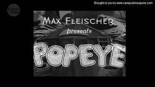 Popeye The Sailor Man Intro Theme Song - Evergreen Cartoon Series of 1990s