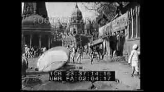 India; North Africa; Egypt ca 1910 220495-08 | Footage Farm