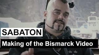 """SABATON - Making of the """"Bismarck"""" Music Video"""