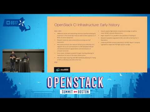 Fast Path for Deploying and Running an OpenStack CI