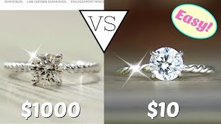 I Tried Recreating a $1000 Ring For Cheap! DIY Ring! How To Make a Ring