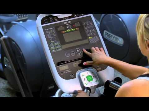 Precor® EFX 576i Cross-Trainer