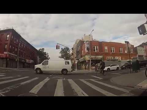 Ridgewood, Queens to World Trade Center by bike