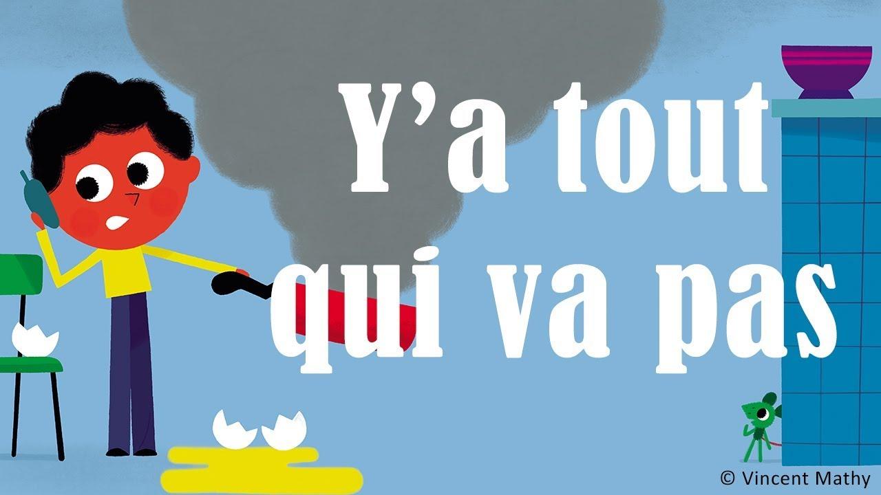 Henri Des Chante Y A Tout Qui Va Pas Chanson Pour Enfant