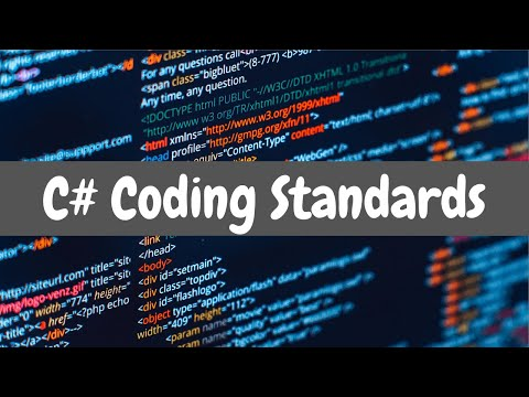 C# Coding Standards for Algorithmic Traders