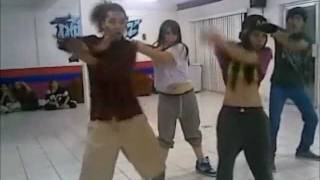 Party Rock choreography