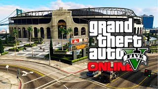 GTA 5 Online: Dating, Stadium Events & Drivable Trains - What Didn't Make The Cut! (GTA V)