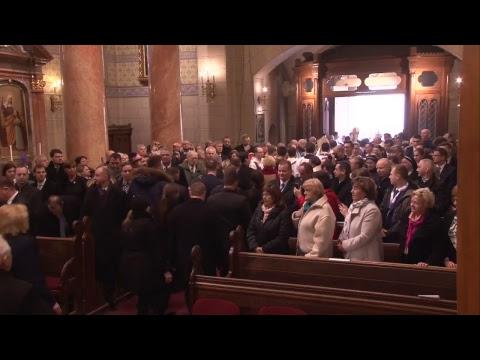 Ünnepi szentmise a magyar-lengyel barátság napja alkalmából