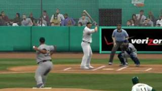 MLB 2K9 PC Gameplay CC Sabathia