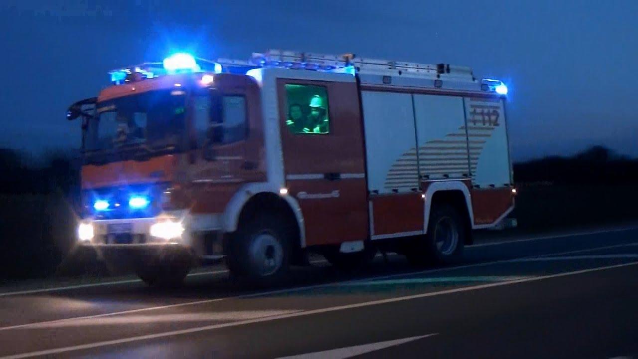 Feuerwehreinsatz Mörfelden Walldorf