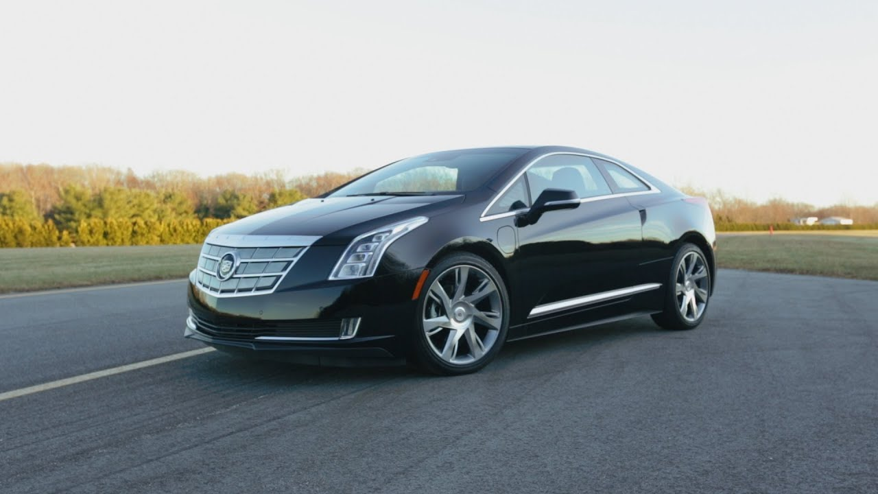 2014 cadillac elr review consumer reports youtube sciox Choice Image