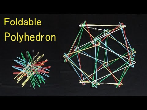 Expandable Polyhedron 1