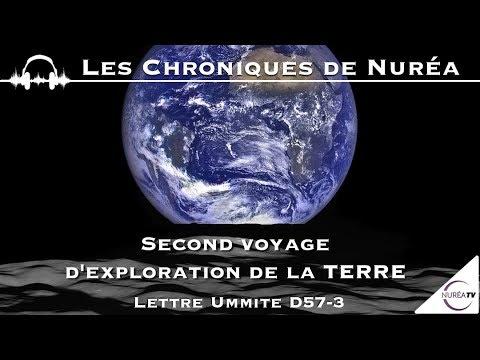 Second Voyage d'Exploration de la Terre - Lettre Ummite D57-3