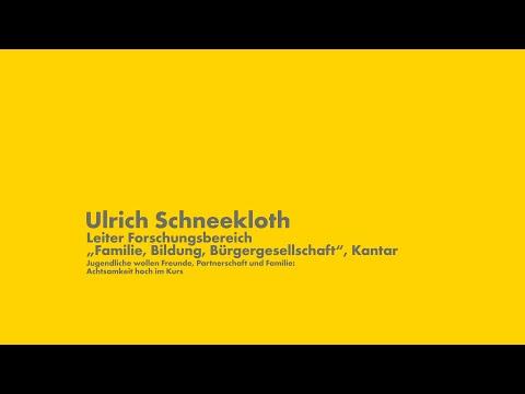 Shell Jugendstudie 2019: Ulrich Schneekloth
