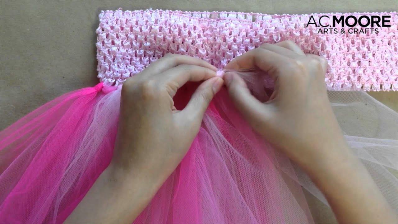 Breast cancer awareness tutu